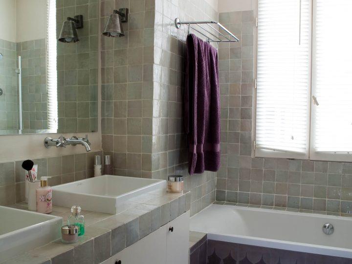 Salle-de-bain après les travaux
