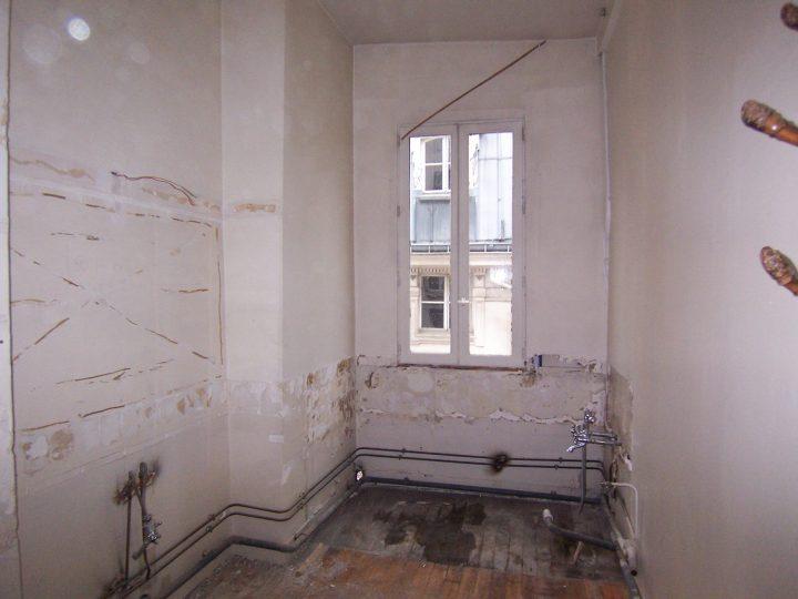 Salle-de-bain d'origine