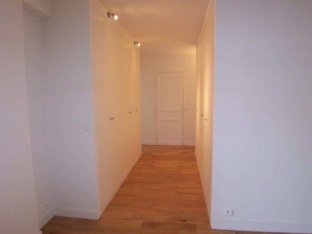 Le couloir rénové