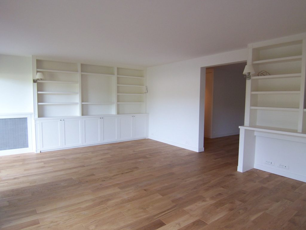 renovation appartement moderne